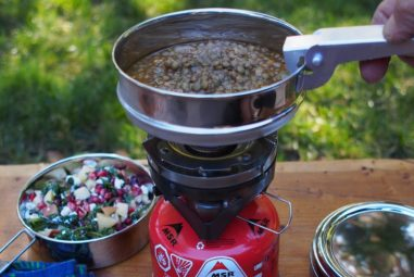 Top 5 of the Best Backpacking Stoves