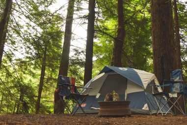 Safe Camping High Chairs for Your Kids