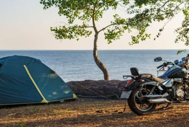 The Beginner's Guide to Motorcycle Camping